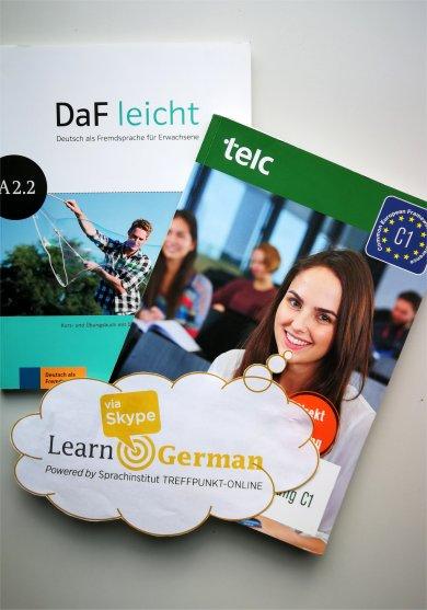 Empfehlenswerte Lehrwerke Deutsch als Fremdsprache