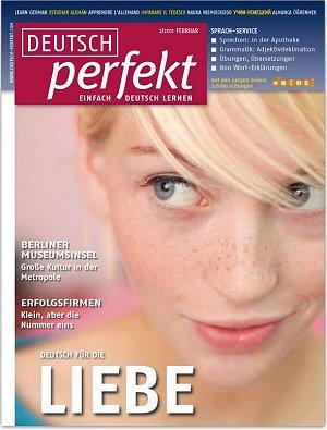 Deutsch Perfekt Sprachmagazin
