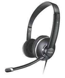 Philips SHM7410U PC Headset schwarz