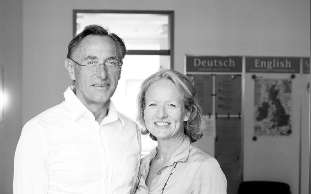 Alexandra von Rohr & Joachim Graff | Sprachinstitut TREFFPUNKT-ONLINE