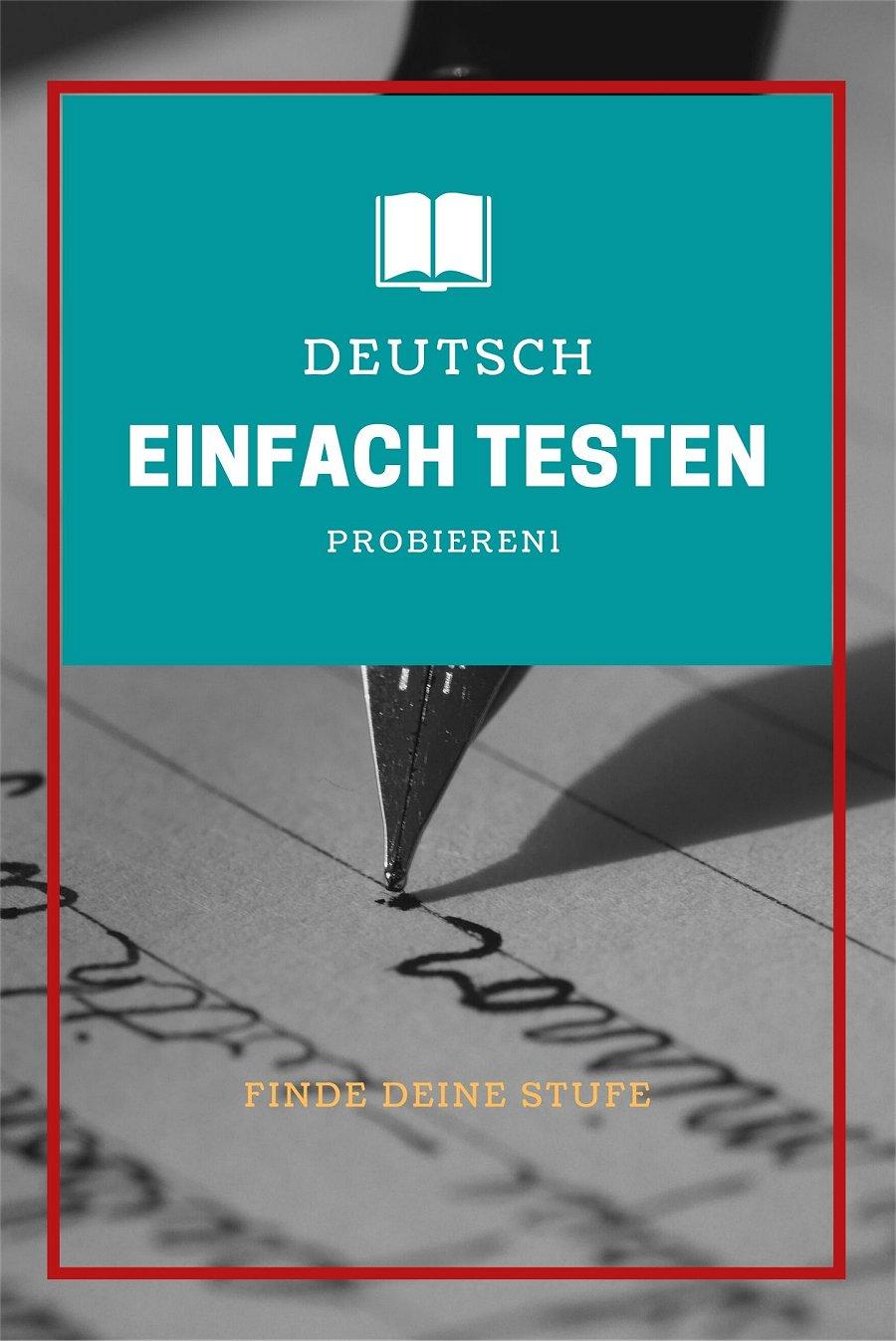 Deutschtest   Deutsch Einstufungstest