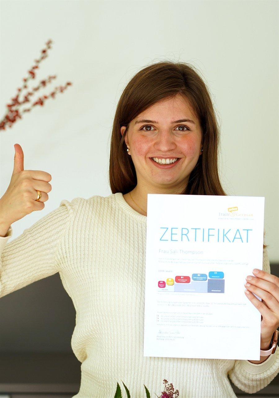 Erfolg mit Deutsch   Kommentare und Referenzen